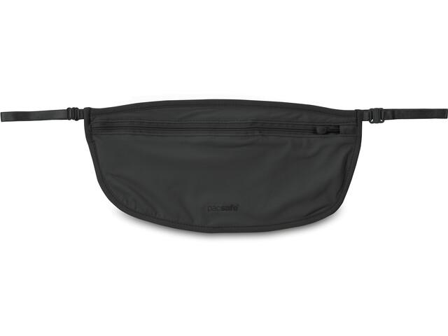 Pacsafe Coversafe S100 Portfel Kobiety, czarny